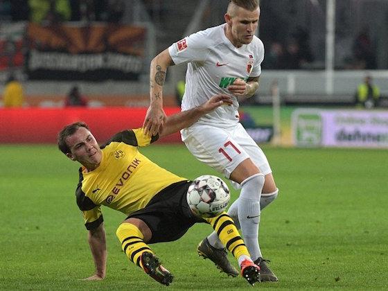Футбол онлайн бавария борусия